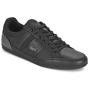 Shoes Men Low top trainers Lacoste CHAYMON 316 1 Black