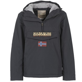 material Men Parkas Napapijri RAINFOREST Black