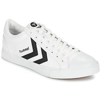 Shoes Low top trainers Hummel DEUCE COURT SPORT White