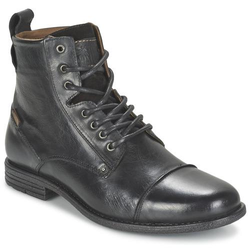 Levi's® EMERSON - Lace-up boots - regular black