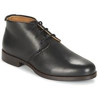 Shoes Men Mid boots M. Moustache EDMOND Black