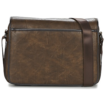 Bags Men Messenger bags Casual Attitude FILOU Brown