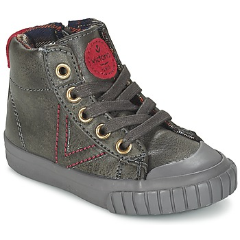 Shoes Low top trainers Victoria BOTA NAPA PU Grey
