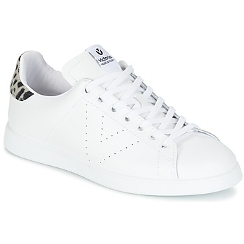 Shoes Women Low top trainers Victoria DEPORTIVO BASKET PIEL White