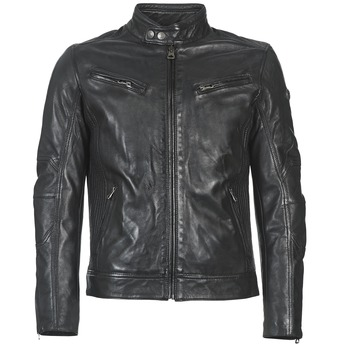 material Men Leather jackets / Imitation leather Redskins LYNCH Black