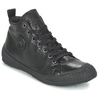 Shoes Men High top trainers Pataugas ROCKER/N Black