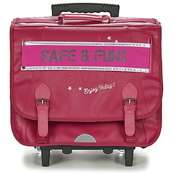 Rucksacks / Trolley bags Ikks HAPPY TROLLEY CARTABLE 41CM