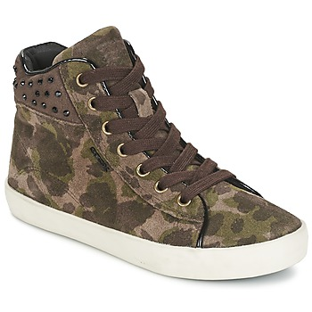 High top trainers Geox KIWI GIRL