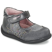 Shoes Girl Ballerinas Pablosky JOUBEK Grey