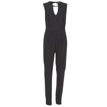 material Women Jumpsuits / Dungarees Les P'tites Bombes GROVALO Black