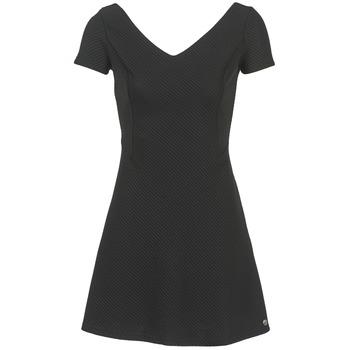 material Women Short Dresses Les P'tites Bombes GRANADU Black