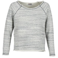 material Women sweaters Yurban FLIMANE Grey / Blue