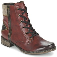 Shoes Women Mid boots Remonte Dorndorf LOMINE BORDEAUX