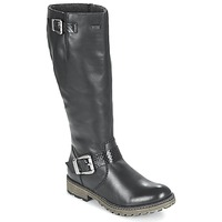 Shoes Women Boots Rieker DAGDA Black