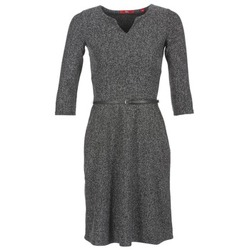 material Women Short Dresses S.Oliver JESQUE Grey