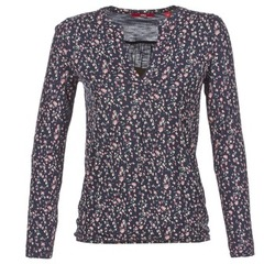 material Women Long sleeved shirts S.Oliver INIATE Marine