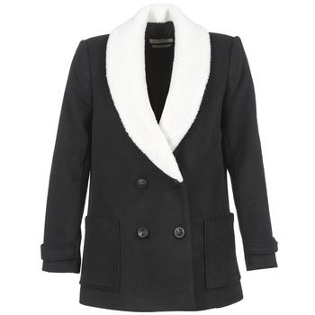 material Women coats Teddy Smith MARTA Black