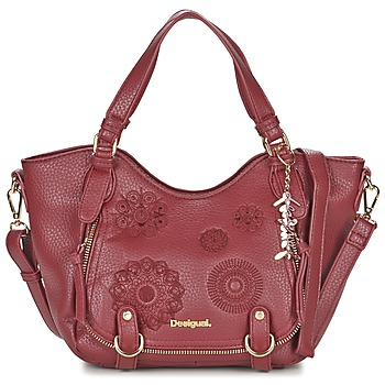Bags Women Shoulder bags Desigual ROTTERDAM MINI ALEXA BORDEAUX