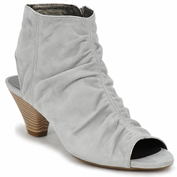 Shoes Women Ankle boots Vic AVILIA Grey