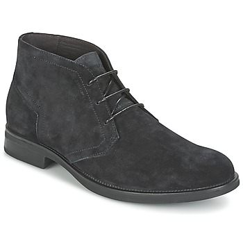 Shoes Men Mid boots Stonefly CLASS II Black