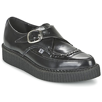 Shoes Derby shoes TUK POINTED CREEPERS Black