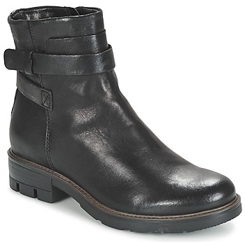 Shoes Women Mid boots Dream in Green FOMENTANA Black