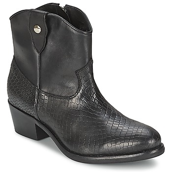 Shoes Women Mid boots Koah ESTELLE BIS  BLACK