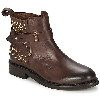Ankle boots / Boots Koah LAUREEN DARK / Brown 350x350