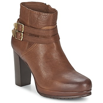 Shoes Women Low boots Koah BONNIE COGNAC