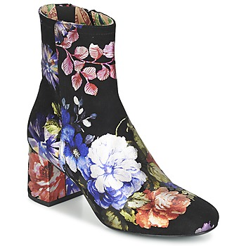 Shoes Women Ankle boots Miss L'Fire JEAN Flower