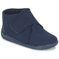 Shoes Boy Slippers Citrouille et Compagnie FELINDRA Blue