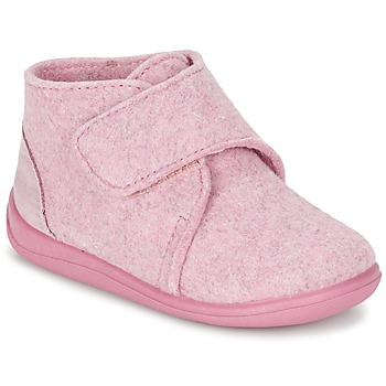 Shoes Girl Slippers Citrouille et Compagnie FELINDRA Pink