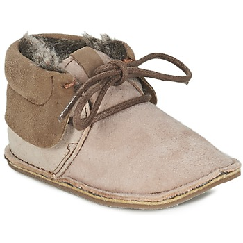 Shoes Children Slippers Citrouille et Compagnie FELOPE Beige