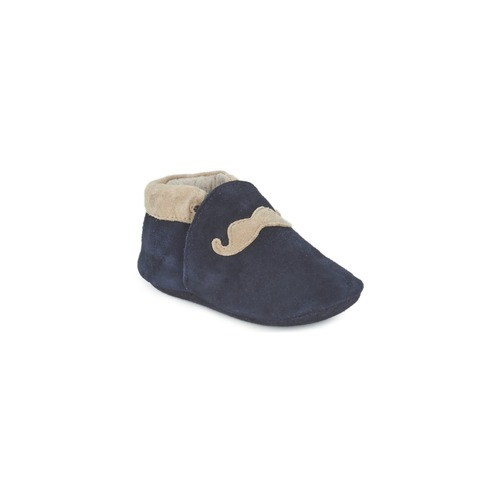 Shoes Boy Slippers Citrouille et Compagnie FASICA Marine