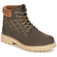 Shoes Boy Mid boots Citrouille et Compagnie FINALO Brown