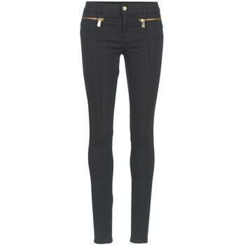 material Women 5-pocket trousers Versace Jeans TOLKALA Black
