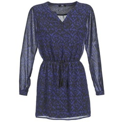 material Women Short Dresses Le Temps des Cerises WANG Blue