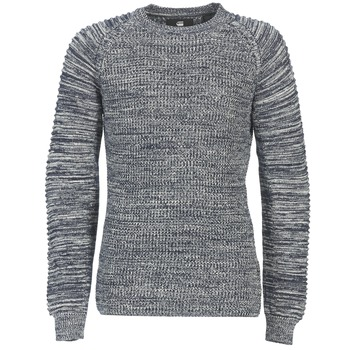 material Men jumpers G-Star Raw SUZAKI R KNIT MARINE / Mottled
