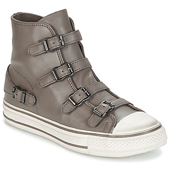 Shoes Women High top trainers Ash VIRGIN Grey