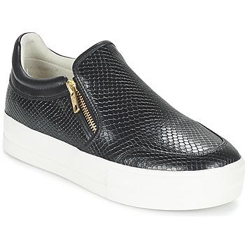 Shoes Women Slip ons Ash JORDY Black
