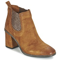 Shoes Women Ankle boots Mjus TWIGGY CAMEL