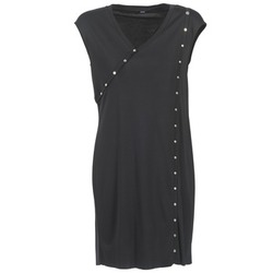 material Women Short Dresses Diesel D ANI Black