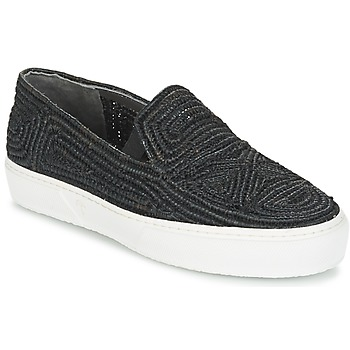 Shoes Women Slip ons Robert Clergerie  Black