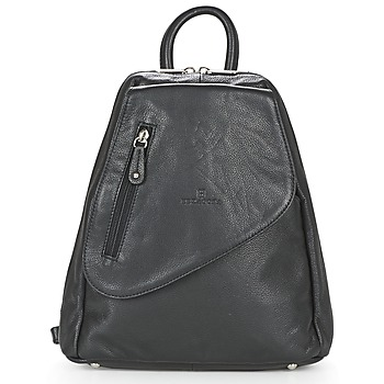Bags Women Rucksacks Hexagona BACK LOILO Black