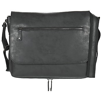 Bags Men Messenger bags Hexagona JOULO Black