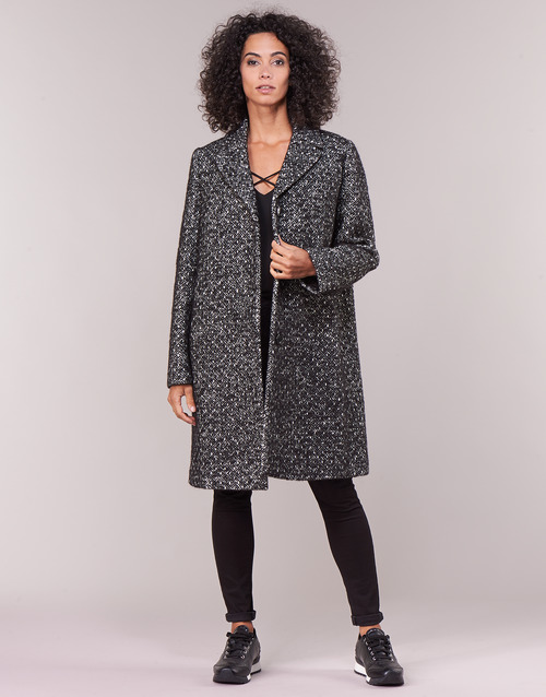 material Women coats Love Moschino MANSOI Grey