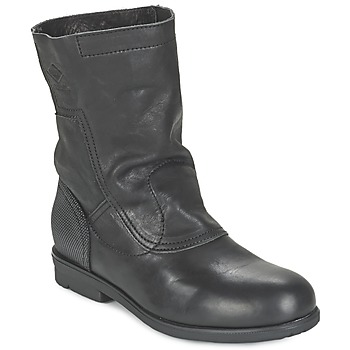 Shoes Women Mid boots PLDM by Palladium DOVE CML Black