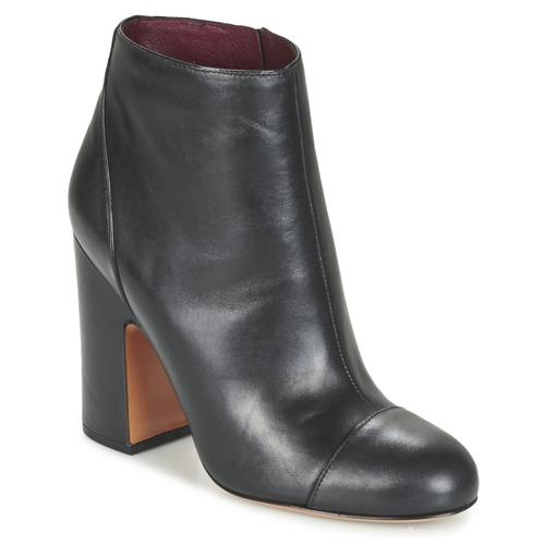 Shoes Women Ankle boots Marc Jacobs DOLLS CORA Black