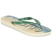 Shoes Men Flip flops Havaianas POSTO CODE Green / Blue