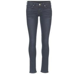 material Women slim jeans Mustang GINA Blue / Black
